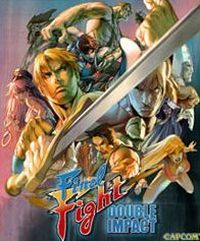 Final Fight: Double Impact (PS3 cover