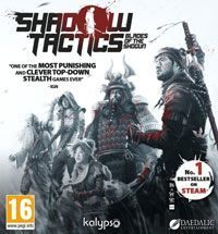 Game Box for Shadow Tactics: Blades of the Shogun (PC)
