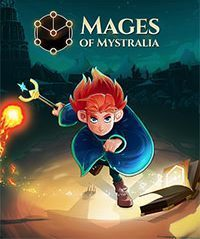 Game Box for Mages of Mystralia (PC)