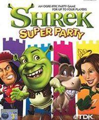 Okładka Shrek Super Party (PS2)