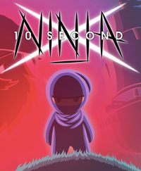 Game Box for 10 Second Ninja X (PS4)