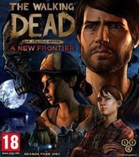Game Box for The Walking Dead: The Telltale Series - A New Frontier (PS4)