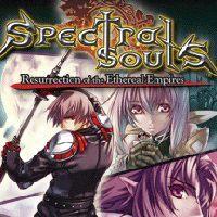 Okładka Spectral Souls: Resurrection of the Ethereal Empire (PSP)