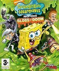 Okładka SpongeBob SquarePants featuring Nicktoons: Globs of Doom (PS2)