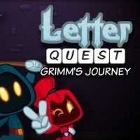 Okładka Letter Quest: Grimm's Journey (AND)