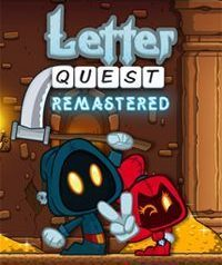 Okładka Letter Quest: Grimm's Journey Remastered (PSV)