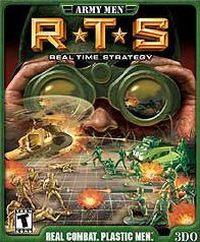 Okładka Army Men: RTS (PC)