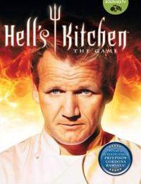 Okładka Hell's Kitchen: The Video Game (Wii)