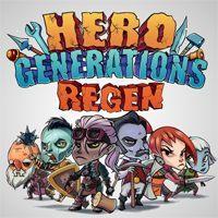Okładka Hero Generations: ReGen (PC)