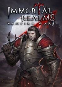 Game Box for Immortal Realms: Vampire Wars (PC)