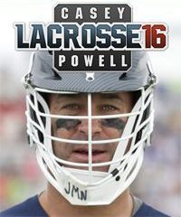 Game Box for Casey Powell Lacrosse 16 (PC)