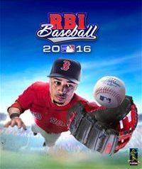 Game Box for R.B.I. Baseball 16 (PC)