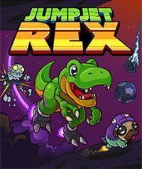 Okładka JumpJet Rex (PC)