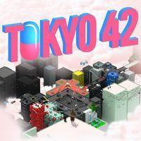 Okładka Tokyo 42 (PS4)