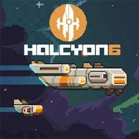 Okładka Halcyon 6: Starbase Commander (PC)
