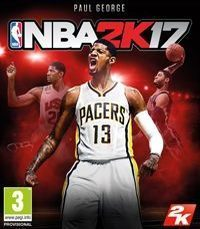 Okładka NBA 2K17 (PC)