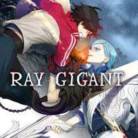 Okładka Ray Gigant (PSV)