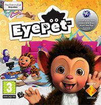 Okładka EyePet (PSP)