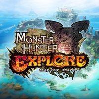 Okładka Monster Hunter Explore (AND)