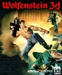 Game Box for Wolfenstein 3D (PC)
