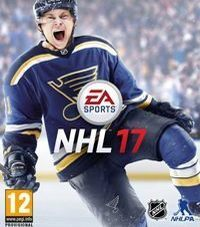NHL 17 cover