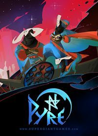 Game Box for Pyre (PC)