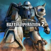Game Box for Mobile Suit Gundam: Battle Operation 2 (PS5)