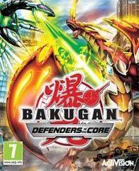 Okładka Bakugan Battle Brawlers: Defenders of the Core (PS3)