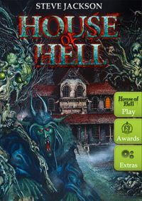Game Box for Fighting Fantasy: House of HelI (iOS)