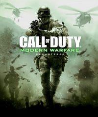 Okładka Call of Duty: Modern Warfare Remastered (PC)