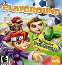 Okładka EA Playground (Wii)