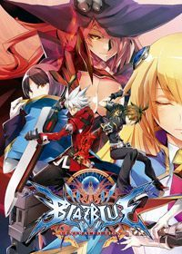 Game Box for BlazBlue: Central Fiction (PC)