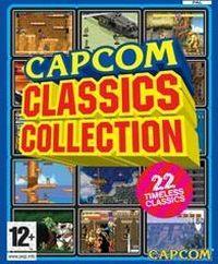 Okładka Capcom Classics Collection (PS2)