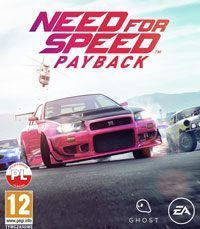 Game Box for Need for Speed: Payback (PC)