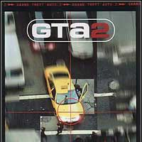 Okładka Grand Theft Auto 2 (PC)