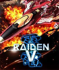 Game Box for Raiden V: Director's Cut (PC)