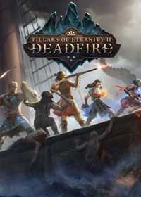 Pillars of Eternity II: Deadfire cover