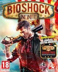Okładka BioShock Infinite (PC)