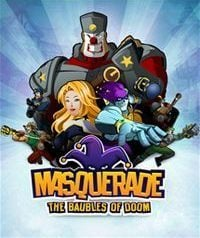 Game Box for Masquerade: The Baubles of Doom (X360)