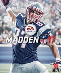 Okładka Madden NFL 17 (PS3)