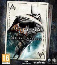 Okładka Batman: Return to Arkham (PS4)