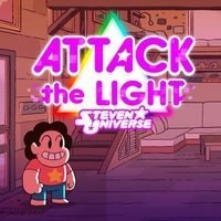 Okładka Steven Universe: Attack the Light! (iOS)