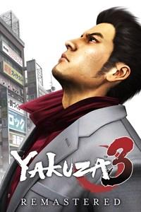 Yakuza 3 Remastered (PC cover