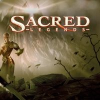 Game Box for Sacred Legends (AND)