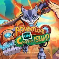Game Box for Skylar & Plux: Adventure on Clover Island (PS4)