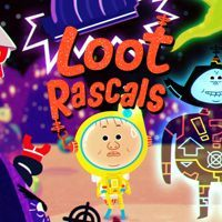 Game Box for Loot Rascals (PS4)