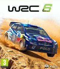 Okładka WRC 6 (PS4)