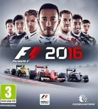 Game Box for F1 2016 (PC)