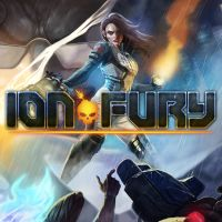 Game Box for Ion Fury (PC)