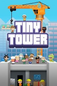 Okładka Tiny Tower (iOS)